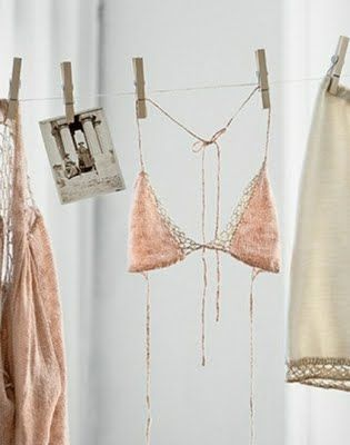 another bridal shower game have everyone buy a piece of lingerie that matches their personality