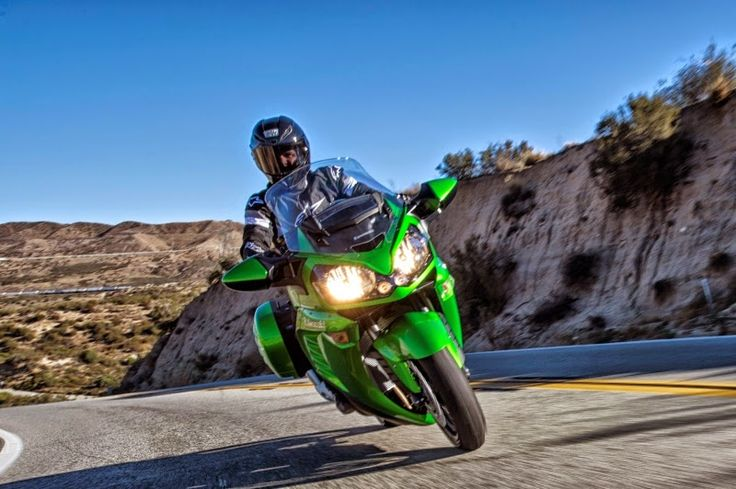 2015 Kawasaki 1400 GTR Concours is unveiled, lets check it out!!!