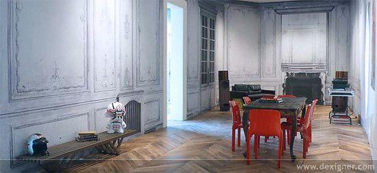 Le Jean De Marithe Francois Girbaud Showroom 02