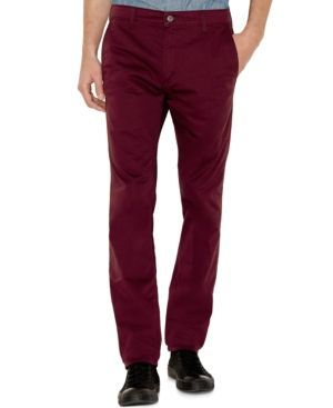Levi's 511 Slim Fit Hybrid Trousers - Red 32x36