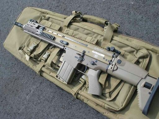 FN SCAR Loading that magazine is a pain! Get your Magazine speedloader today! http://www.amazon.com/shops/raeind