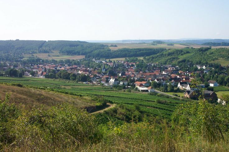 Missing my other home.... Guldental, Germany