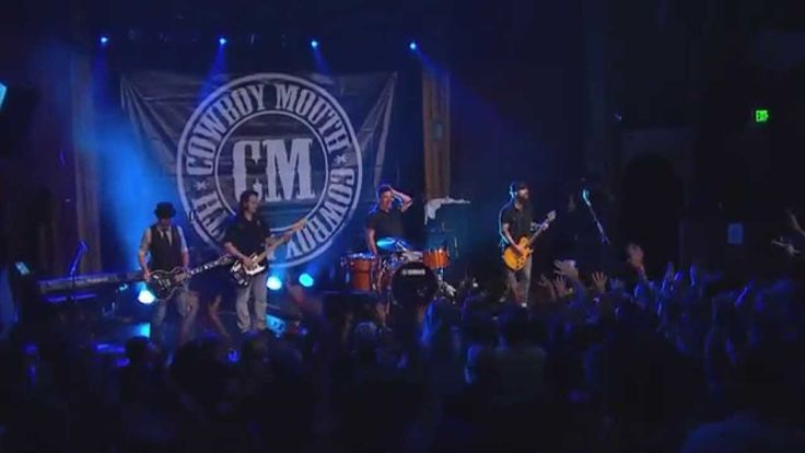 """Jenny Says"" - Cowboy Mouth live at the Bluebird Theater in Denver, Colorado for AXS TV on 12/9/2014"