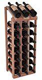 #5: Wine Racks America Redwood 3 Column 8 Row Display Top Kit. 13 Stains to Choose From!