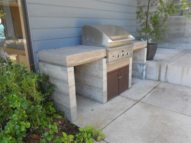 Best 20 small outdoor kitchens ideas on pinterest for Basic outdoor kitchen ideas