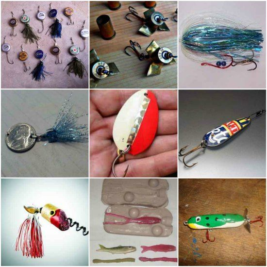 Making DIY fishing lures is a great way to save money when you want to go and catch fish. You have lots of ideas to consider for lures you can make at home.
