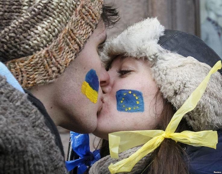 Tenderness on Maidan