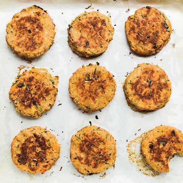 Salmon Cakes Triple D Squash Recipes