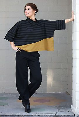Alembika Din wide top - bust is 66, length is 20""