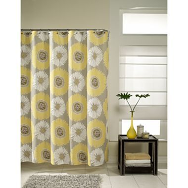 17 best images about bathroom reno on pinterest vintage - Jcpenney bathroom window curtains ...