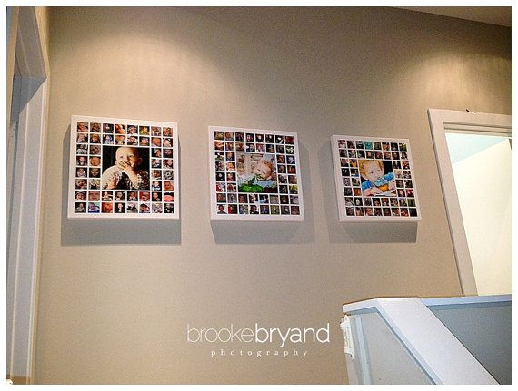 20x20 Photo Collage Canvas AND Digital File by BrookeBryand