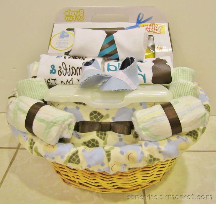 best baby shower gift basket images on   baby shower, Baby shower invitation