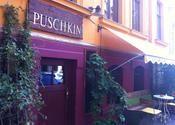 Café Puschkin in Leipzig, ♡ the atmosphere