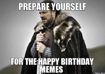 Happy Birthday Memes - Funny Happy Birthday Meme