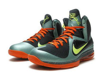 Nike LeBron 9 Cannon,Style code:469764-004,Nike LeBron 9 Cannon