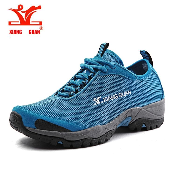 33.27$  Watch here - http://ali33m.shopchina.info/go.php?t=32740004056 - 2016 XIANGGUAN Hot men and women comfortable Breathable hiking shoes, Original New Climbing outdoor Trekking Mesh shoes For Sale 33.27$ #buychinaproducts