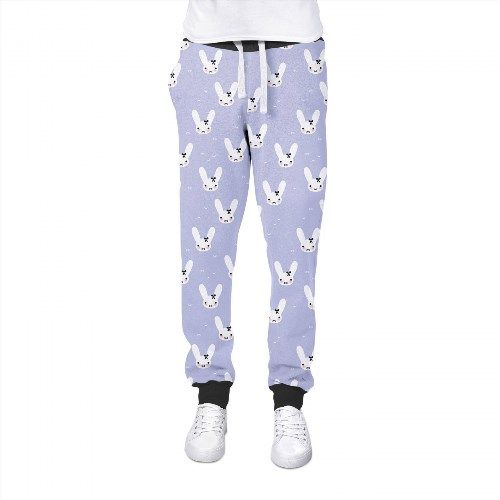 41.99$  Watch here - http://vimvv.justgood.pw/vig/item.php?t=8weiml1663 - Bunny Bow Lilac Womens Jogging Pants