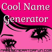 The Cool Name Generator: Your Super Cool Scene Kid Screen Name