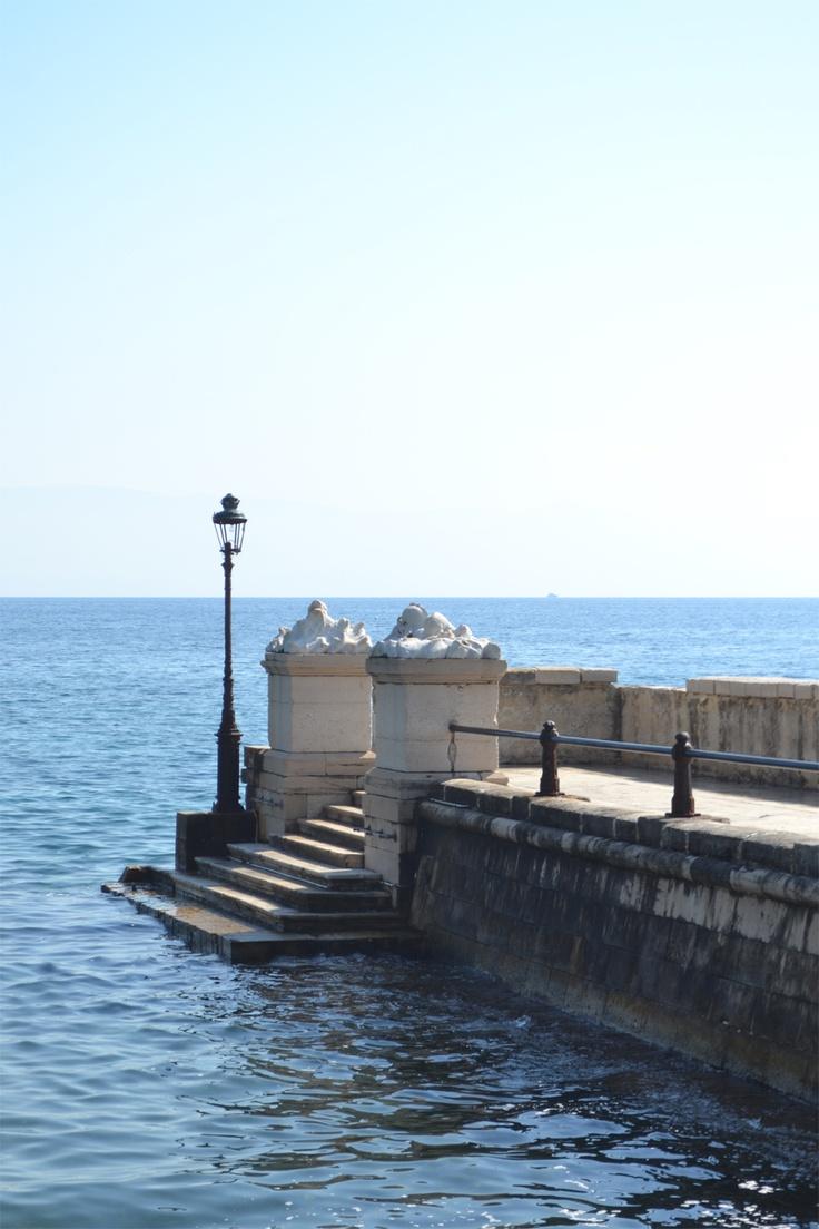 Benitses, Corfu, Greece