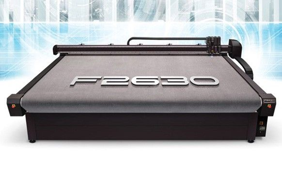 Summa Introduces F2630 Flatbed Cutter