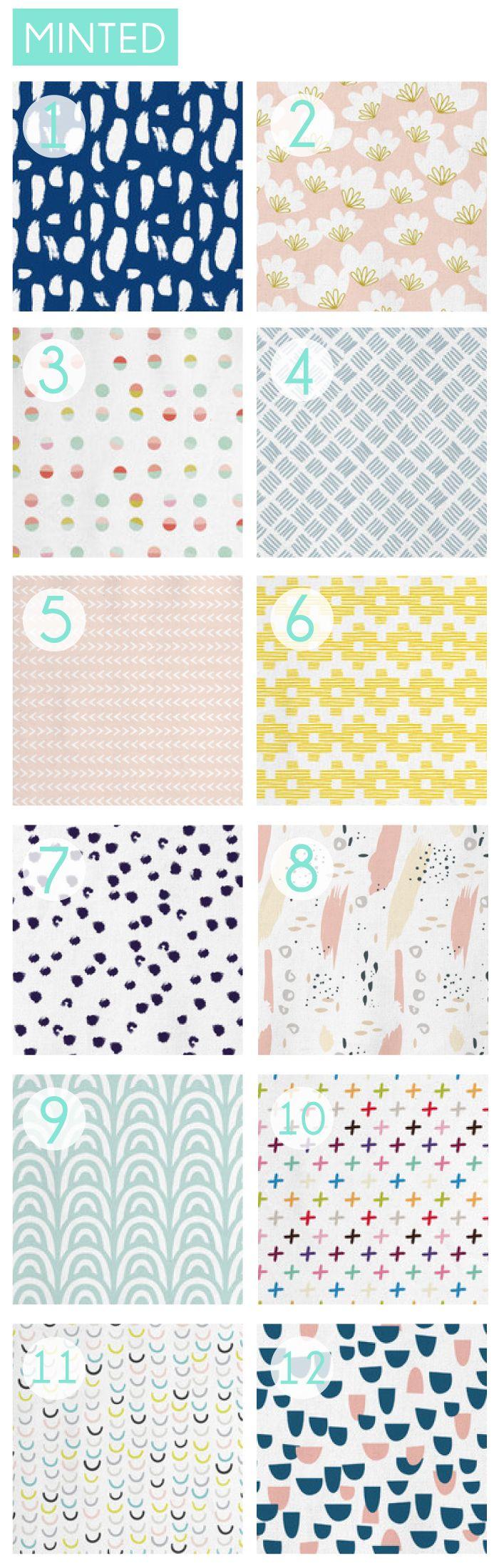 Best online fabric sources via Emily Henderson
