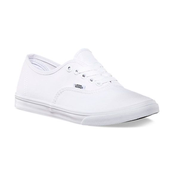Canvas Authentic Lo Pro | Shop New Womens Classics at Vans