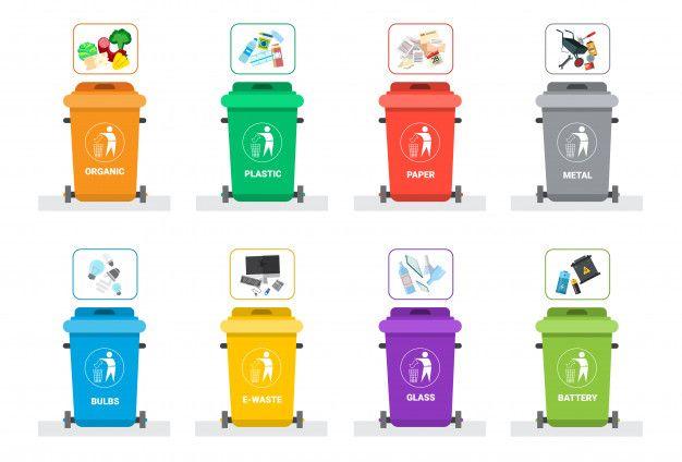 28++ Cubos de basura bonitos ideas