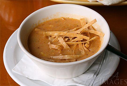 Corn Tortilla Soup Recipe California Pizza Kitchen