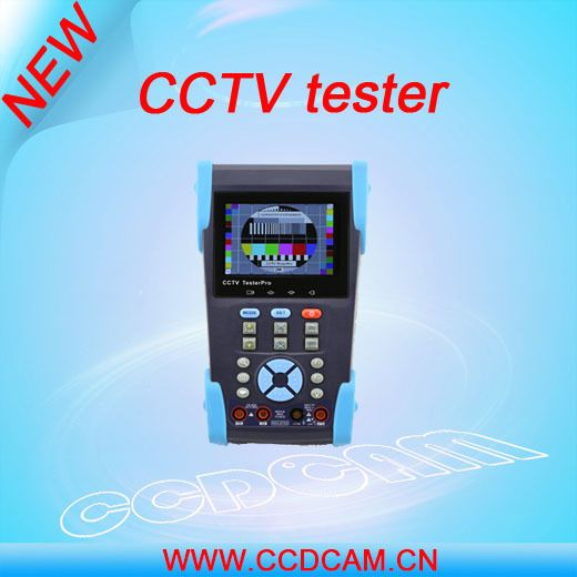 high quality professional CCTV Tester with IP Address Search and Wire Tracking