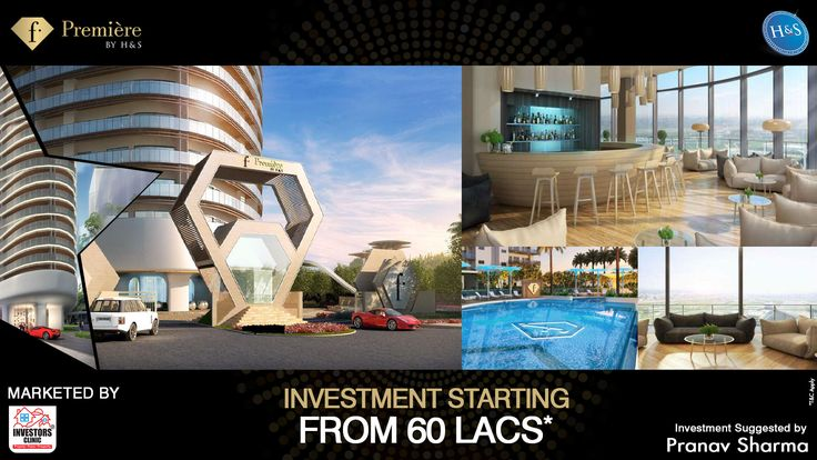 Make Your Realty Dreams a Reality. Your Home Your Way with F-Premier. Investment starts at 60 Lacs. Call at +91 9250401940 for more information. #realestate #housing #luxury #Noida