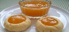 Isırdığınız anda ağzınızda ufalan bir lezzet; Marmelatlı Leziz Kurabiyeler :) http://www.yemekhaberleri.com/marmelatli-leziz-kurabiyeler/