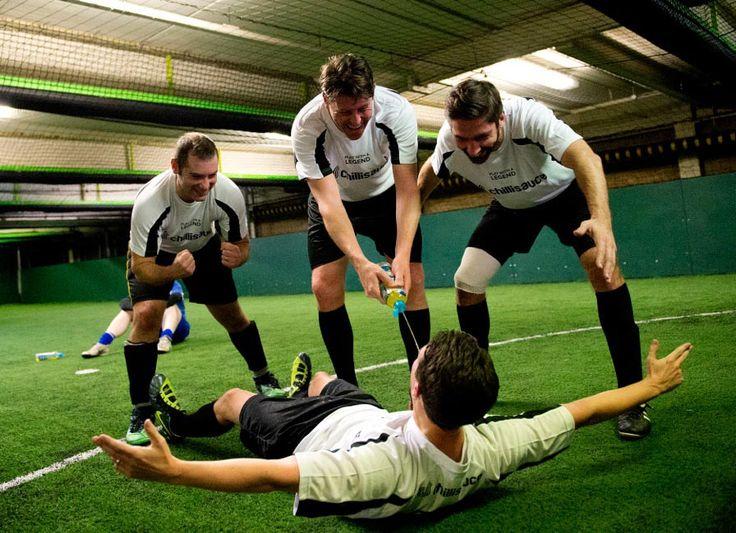 Football stag do ideas in Edinburgh