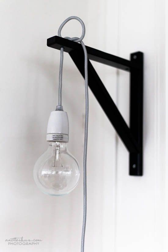 hylleknekt lampe google s k lamper pinterest google search and ikea. Black Bedroom Furniture Sets. Home Design Ideas