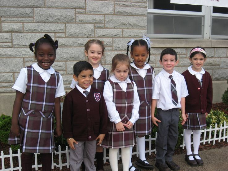 Back to School: Pros and Cons of Catholic Uniforms – EpicPew
