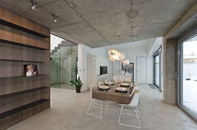 Interiér rodinného domu / Osice
