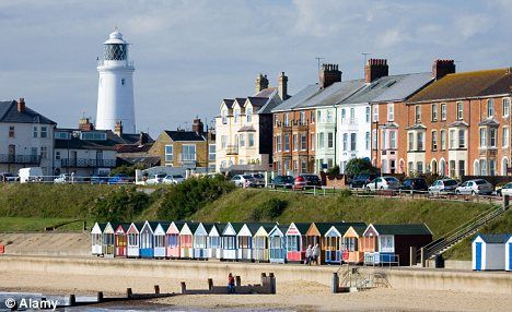 The ultimate seaside treat: This traditional Suffolk family ...