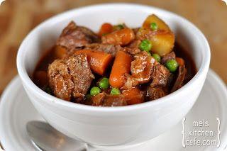 My kitchen Cuisine: Hearty Beef Stew (crock pot recipe)