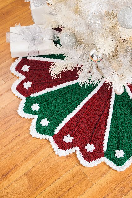 Christmas Tree Skirt Ideas
