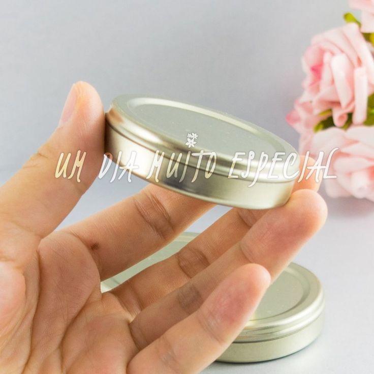 latinha mint to be dourada lembrancinha casamento aniversário - Lembrancinhas e Decoração Romântica para Festas | Um Dia Muito Especial