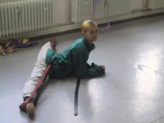 deuserband stretches