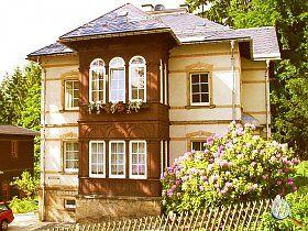 Villa Angelika in Altenberg / Kipsdorf