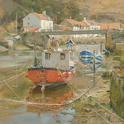 David Curtis Exhibition 2010 - Richard Hagen - Fine Art Gallery