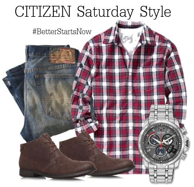 Fall has officially arrived! #BetterStartsNow #SaturdayStyle This is the CHRONO TIME A-T (MODEL: BY0100-51H)! $695