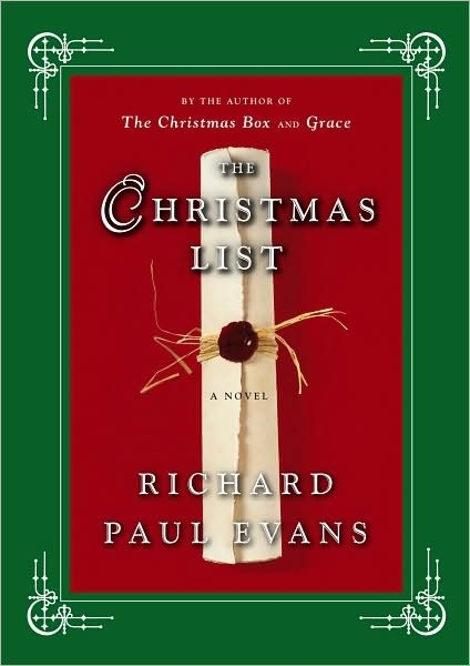 The Christmas List; Richard Paul Evans