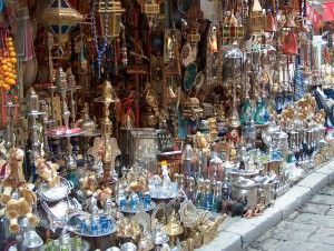 Odds and ends at Old Medina of Sousse