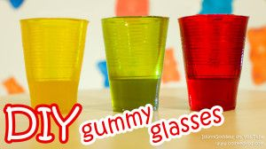 DIY Gummy Glasses idunngoddess 1
