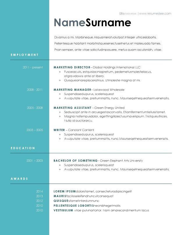 30 Google Docs Resume Templates Downloadable Pdfs Microsoft Word Resume Template Free Resume Template Word Downloadable Resume Template