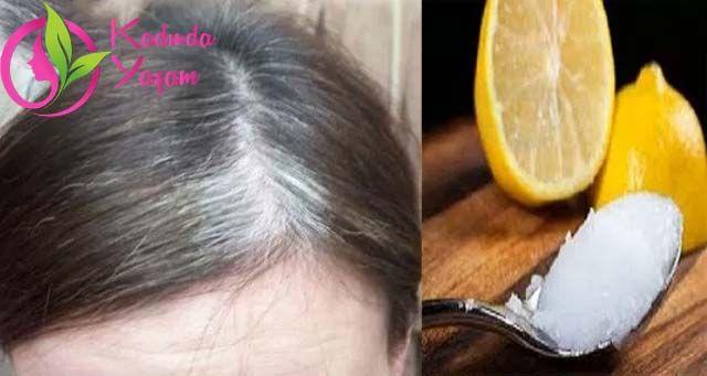 Bu yazımızda bir çok saç sorununa çözüm bulacaksınız. Hindistan cevizi yağı limon karışımıyla beyaz saçlardan kurtulacak ve sayısız fayda sağlayacaksınız.