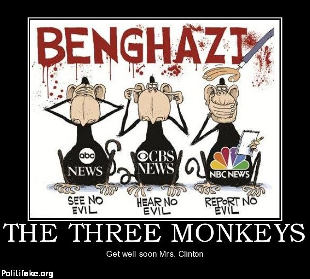 Image result for cartoons branco on fake news benghazi