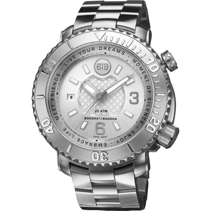 BTB-M-D-3H-01 Buddha To Buddha Watch - Watches2U